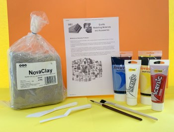 Activity Pack - Airdrying Clay