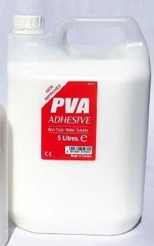 PVA Glue - 5 Litre (1)