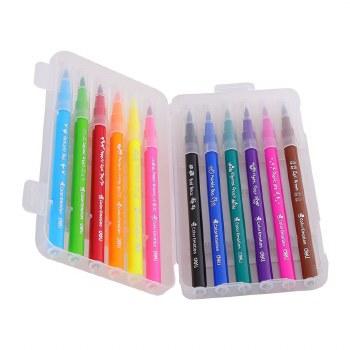 Deli Soft Drawing Felt Pens