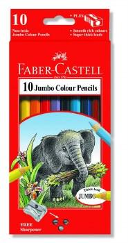 Jumbo Pencils - 10's