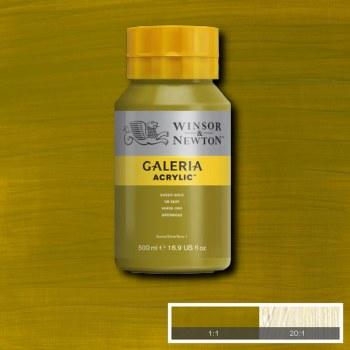 Galeria Acrylic 500ml Green G