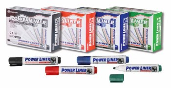 Power Liner W/B Marker - Red