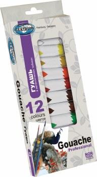 Gouache Tube Paints (12)