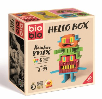 Bioblo - 100 pce - Hello Box