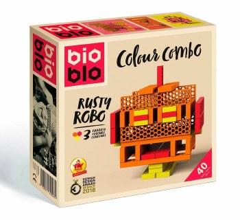 Bioblo - 40 pce - Rusty Robo