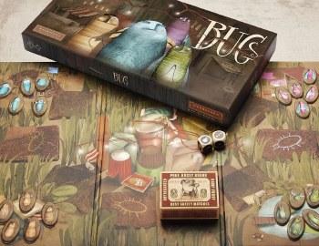 Bugs - Board Game