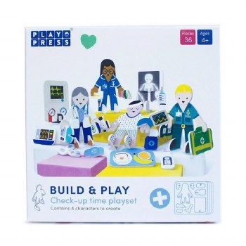 Build & Play - Doctor's Office