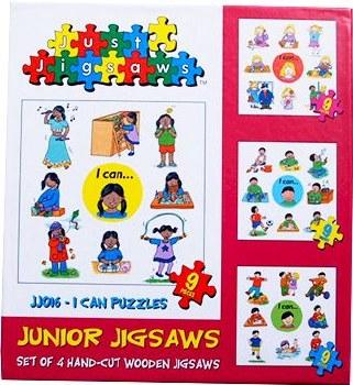 Junior Puzzles - I Can