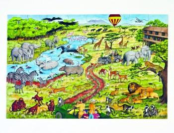 Puzzle Conservation Park