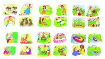 Puzzle Nursery Rhymes Set 3