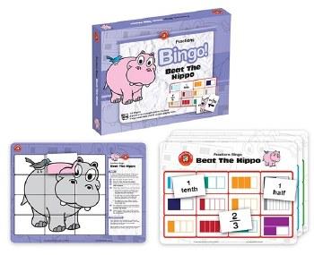 Beat The Hippo Bingo