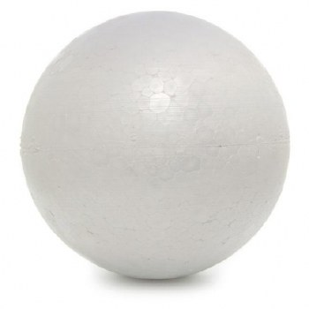 Polystyrene Ball - 20cm (1)