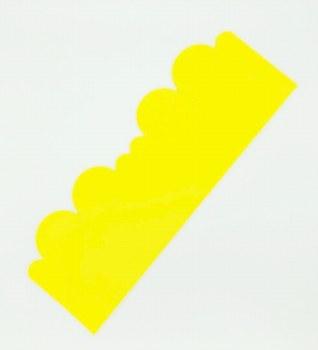 Border - Yellow (12's)