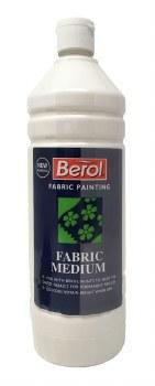 Fabric Medium Litre