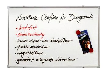 White Board - Enamel (M)