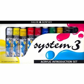 System 3 Introduction Set 10