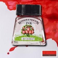 W&N Drawing Inks - Scarlet