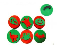 Foam Stamps - Halloween