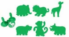 Stamp & Handle - Wild Animals