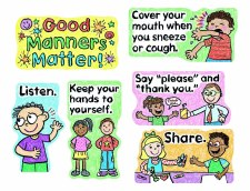 Mini BB - Good Manners