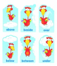 Mini BB - Positional Words