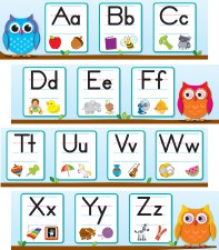 Mini BB - Owl Alphabet