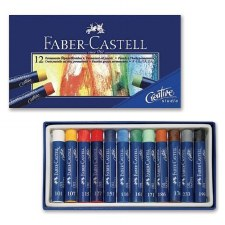 Goldfaber Oil Pastels 12's