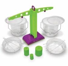 Combined Pan/Bucket Balance