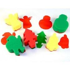 Sponges - Christmas (5)