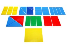 Fraction Squares