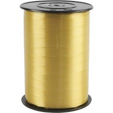 Craft Ribbon Gold