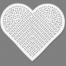 Embroidering Card Hearts (16)
