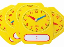 Write-On  Wipe-Off Clocks (5)