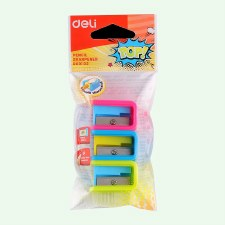3 Pack of Sharpeners