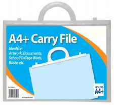 A4+ Plastic Carry File (1)