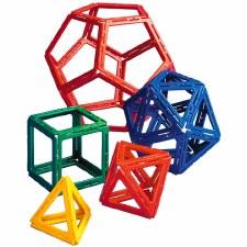 Polydron Framework Platonics