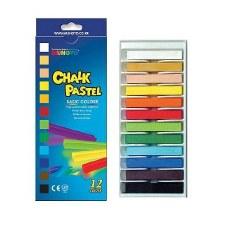 Mungyo Chalk Pastels 12's