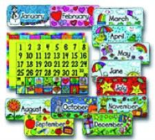 BB - Calendar Set