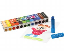 Paint Twist-Up Sticks - (12)