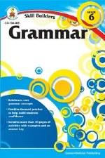 Skill Builder Grammar 6th