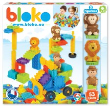 Bloko - 3D Jungle Figures
