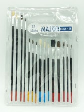 Brush Set - 15pce