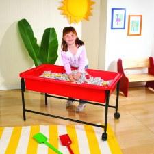 Sand & Water Playbath - Red