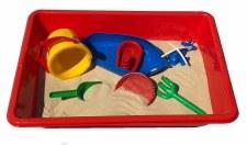 Desktop Sand & Water Play Set