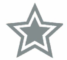 Merit Stampers Star