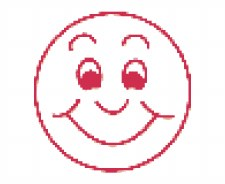 Merit Stampers Smiley Face