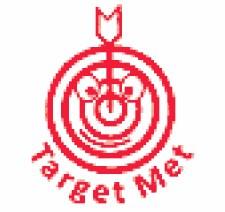 Merit Stampers Target Met