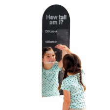 How Tall I Am Mirror