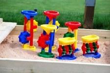 Sand & Water Wheel (Small)
