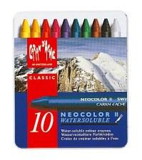 Caran D'Ache - Wax Crayons